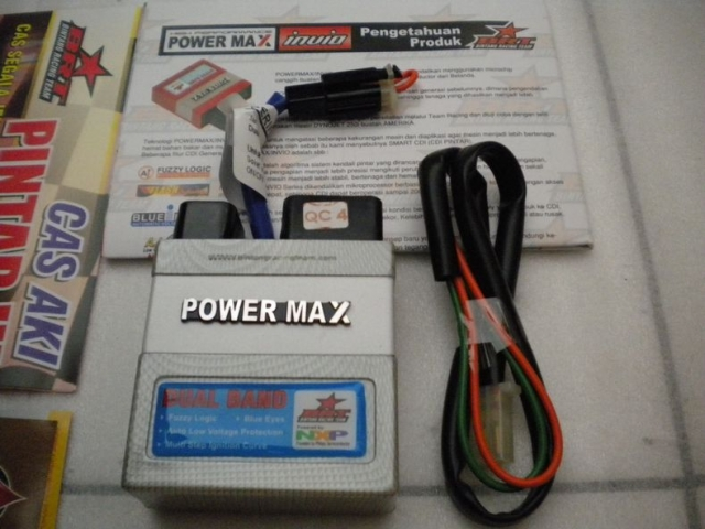 Cdi Brt Power Max Dual Band Jupiter Mx