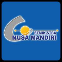 logo STMIK Nusa Mandiri