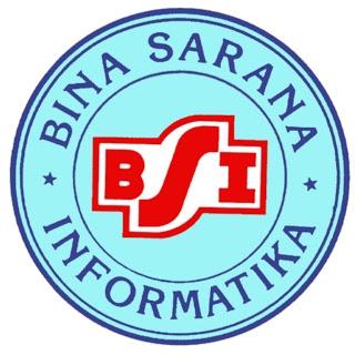 logo Bina Sarana Informatika (BSI)