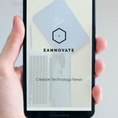 Eannovate 's Creative Tech News Reader on Android